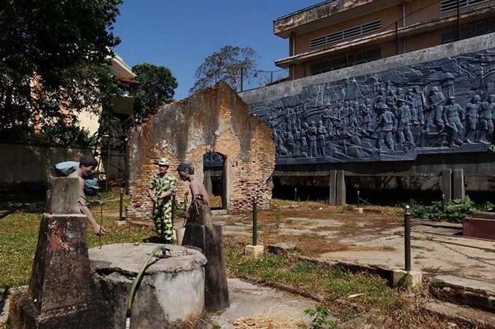 Nhà tù Pleiku - nơi giam giữ tù nhân