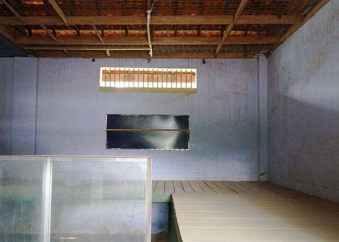 Nhà tù Pleiku - bên trong phòng giam