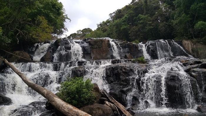 Kon Bong Gia Lai Waterfall - natural masterpiece among the great
