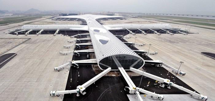 check-in các sân bay đẹp nhất thế giới