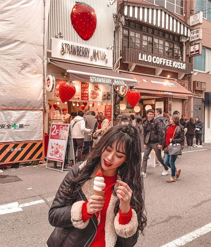 Những địa điểm du lịch Osaka