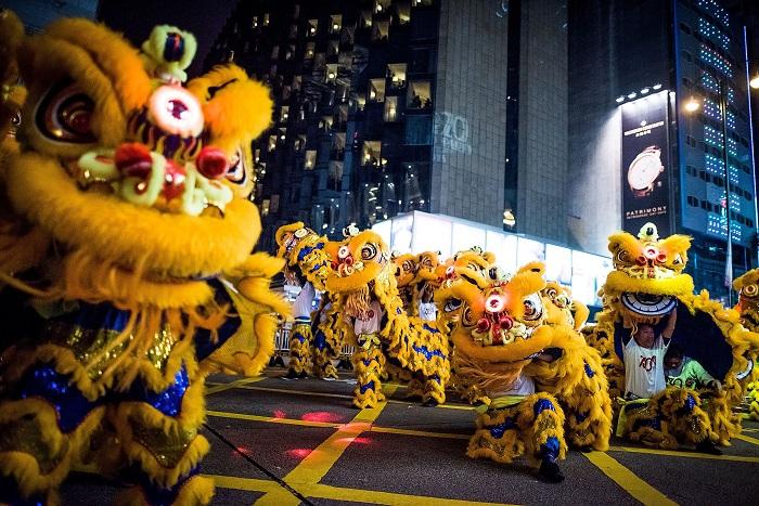 Trải nghiệm dịp Tết ở Hong Kong