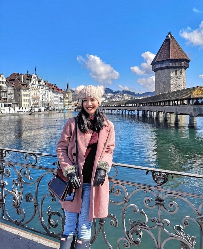 Experience city tour Lucerne Switzerland