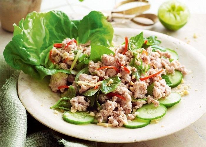 Khám phá những nét đặc trưng của ẩm thực Lào