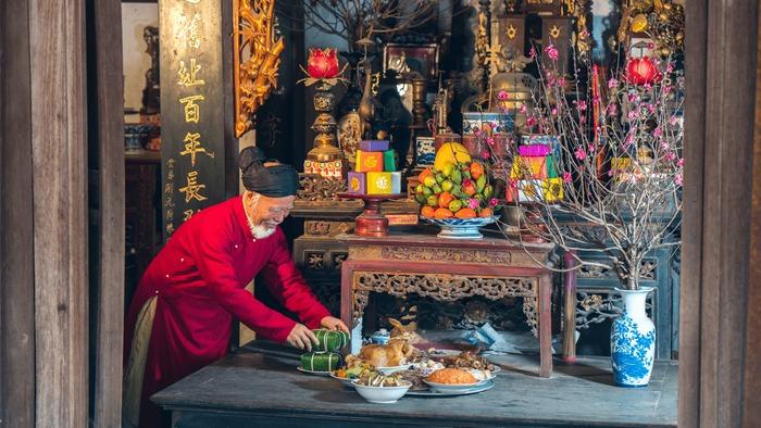 Tìm hiểu phong tục cúng ông Công ông Táo của người Việt