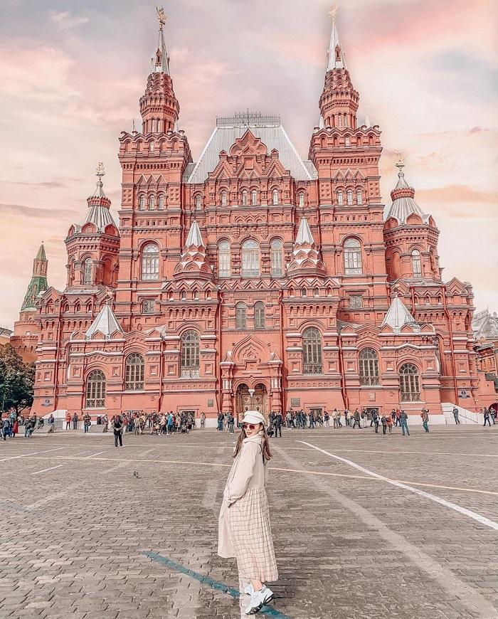 những quốc gia có nhiều di sản nhất thế giới - Nga