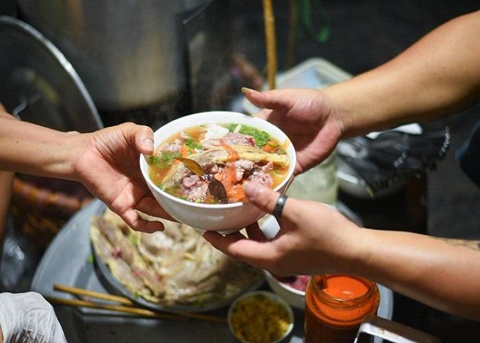 Phở gánh Hà Nội - nét ẩm thực thân thương của người Hà Thành