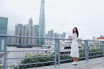 Bến Thượng Hải Trung Quốc - điểm đến quyến rũ bậc nhất phố cảng