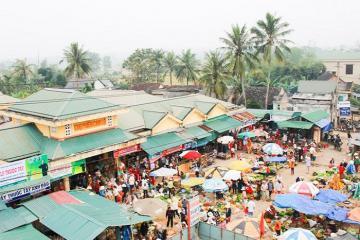 Chợ phiên Cam Lộ - nét đẹp văn hóa đầy ý nghĩa của người dân Quảng Trị