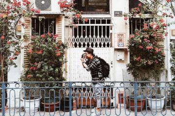 Điểm danh những khu chung cư cũ ở Sài Gòn cứ bấm máy là có ngay ảnh đẹp