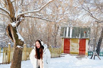 Du lịch Hắc Long Giang - ngắm nhìn bức tranh tuyệt mỹ từ băng tuyết