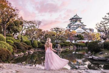 Đến Osaka nhất định phải ghé những địa điểm du lịch tuyệt vời này