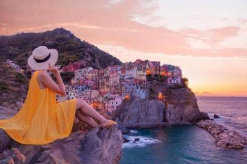Say đắm trước vẻ đẹp của những địa điểm du lịch La Spezia nước Ý