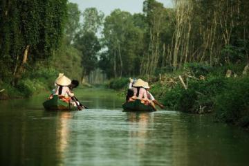 'Ríu ra ríu rít' đến với các khu du lịch sinh thái Cà Mau!