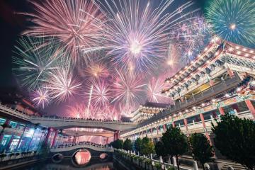 Đón Tết ở Đài Loan nên đi lễ những ngôi chùa nào?