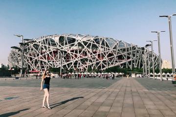 Mục sở thị công trình kiến trúc trị giá 428 triệu USD của Trung Quốc