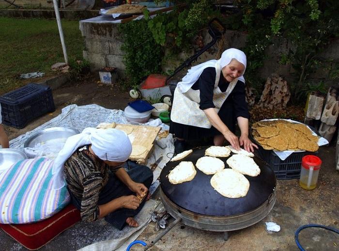 Chợ Yesilkoy khu chợ ở Istanbul nổi tiếng