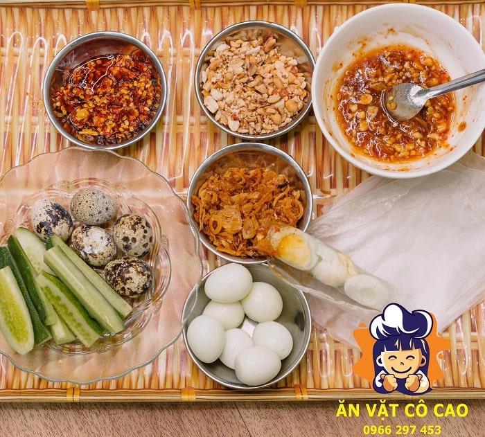 Ăn vặt Cô Cao - quán ăn vặt ở Tây Ninh 'ngon nhức nách'