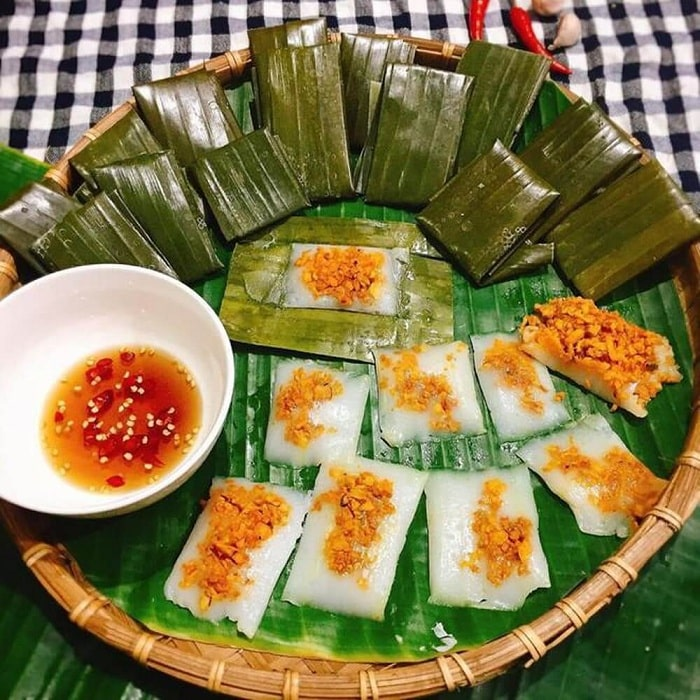 Nam cake is a delicious dish in Hue that many people find and enjoy