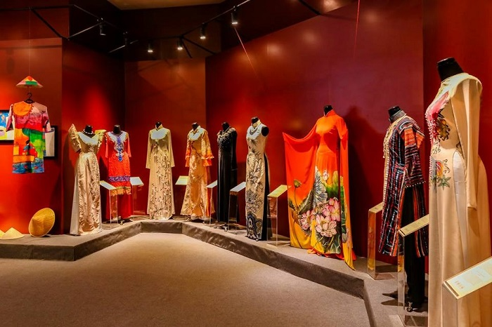 Saigon Ao Dai Museum - a place to keep the Vietnamese Ao Dai spirit
