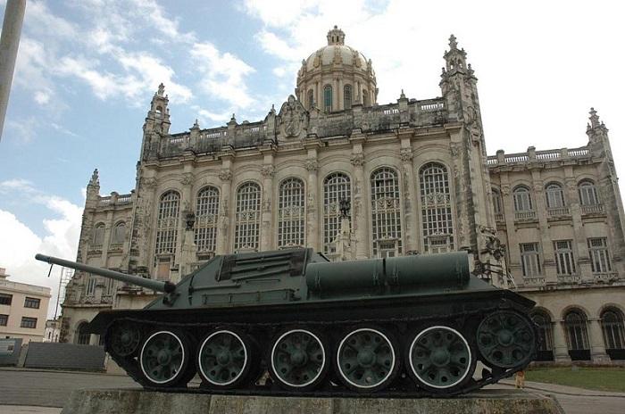 Khám phá bảo tàng cách mạng ở Cuba