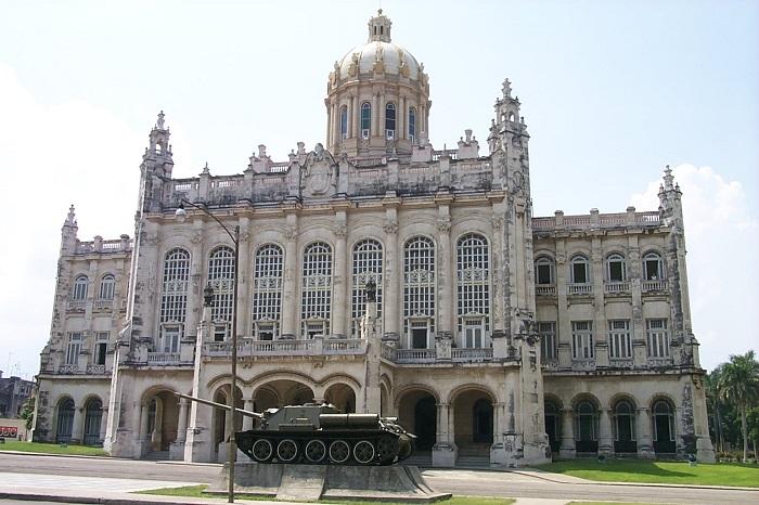 Thông tin về bảo tàng cách mạng ở Cuba