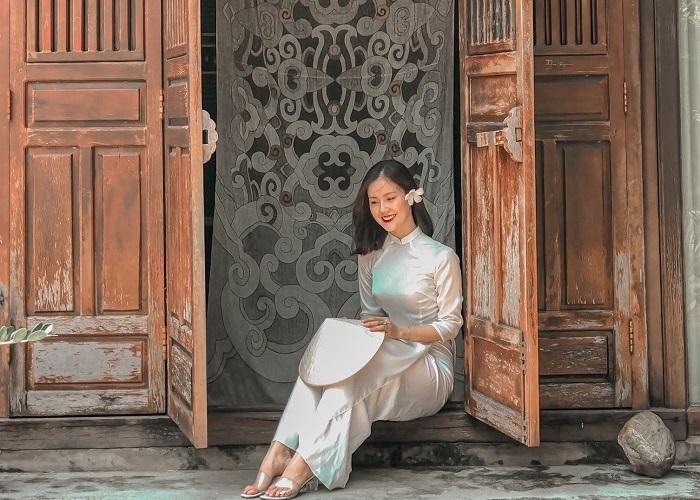Saigon Ao Dai Museum - kieu-ngan-2