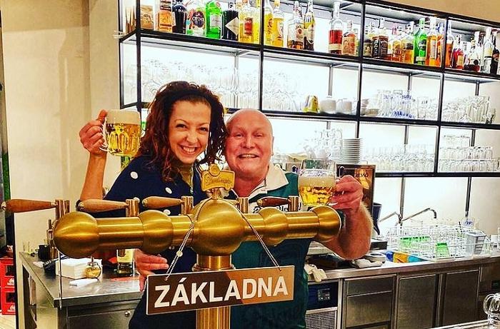 bia - lời chào thú vị trong văn hóa Cộng hòa Séc