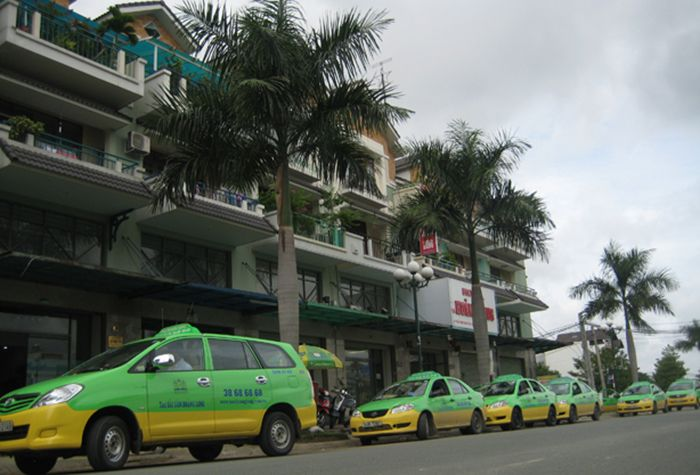 Taxi companies in Phu Quoc - taxi Hoang Long