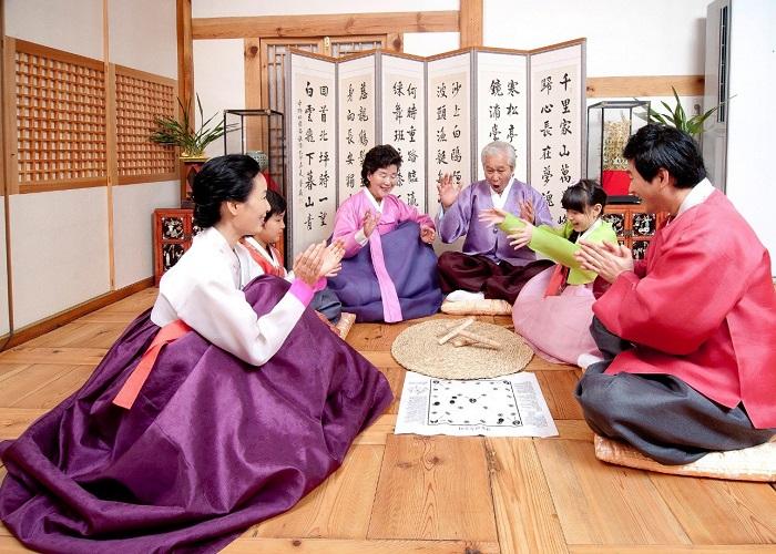 Các nước ăn Tết Âm lịch giống Việt Nam- Hàn Quốc