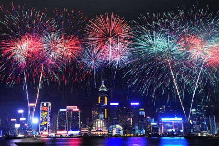 Các nước ăn Tết Âm lịch giống Việt Nam- Hồng Kông
