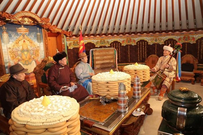Các nước ăn Tết Âm lịch giống Việt Nam- Mông Cổ