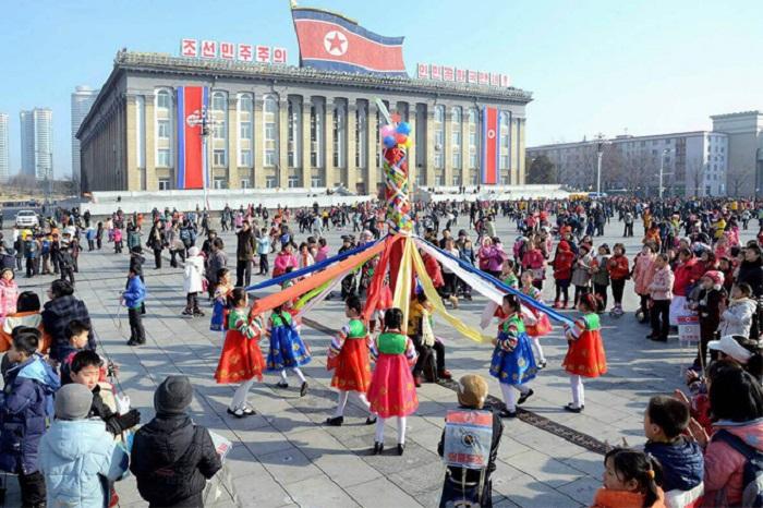 Các nước ăn Tết Âm lịch giống Việt Nam- Triều Tiên