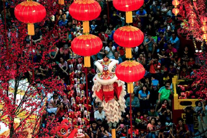 Các nước ăn Tết Âm lịch giống Việt Nam- Trung Quốc