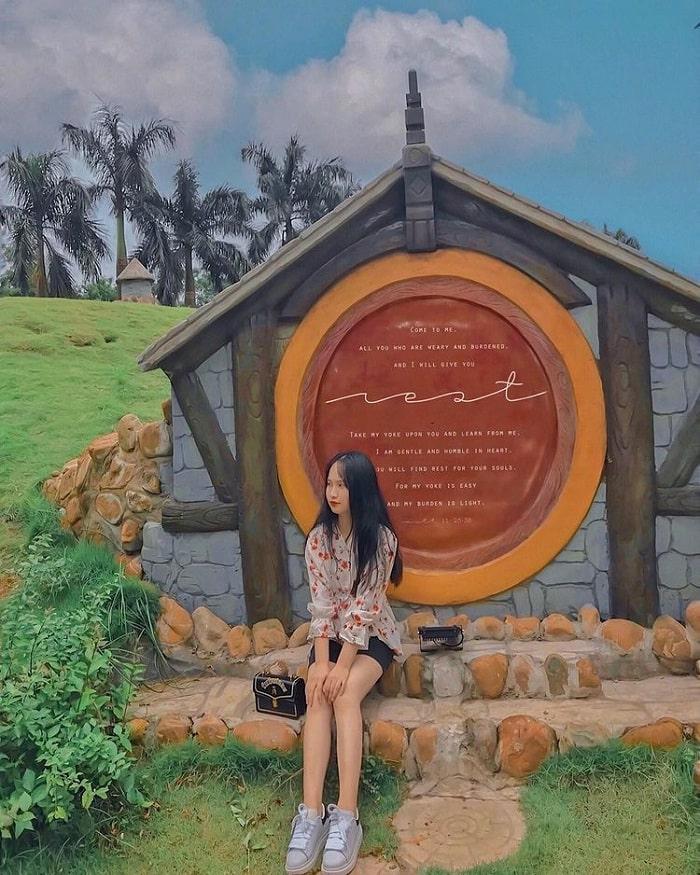 fairy space - the highlight of Truong Thanh Farm Hai Phong