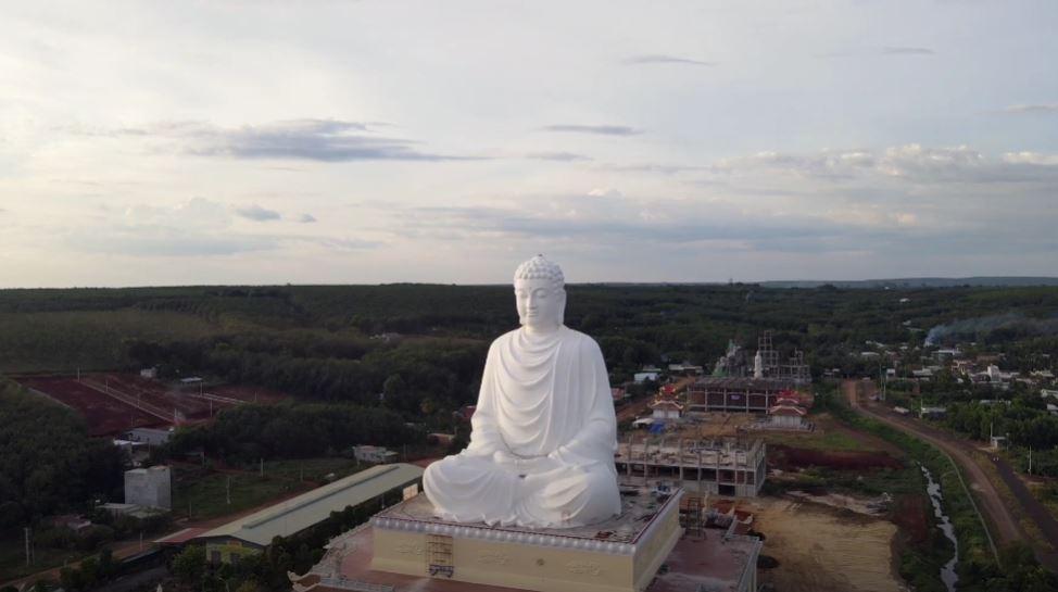 Chùa Phật Quốc Vạn Thành ở Bình Phước