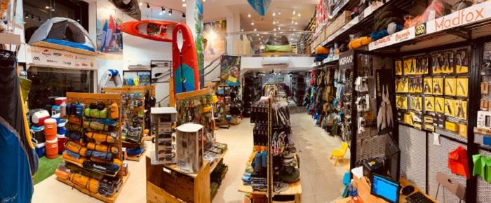 fanfan reputable backpacker shop