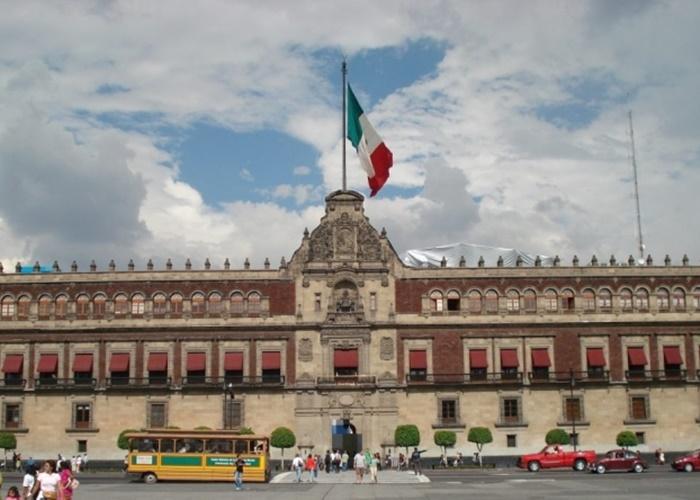 Tham quan nơi làm việc của Tổng thống Mexico