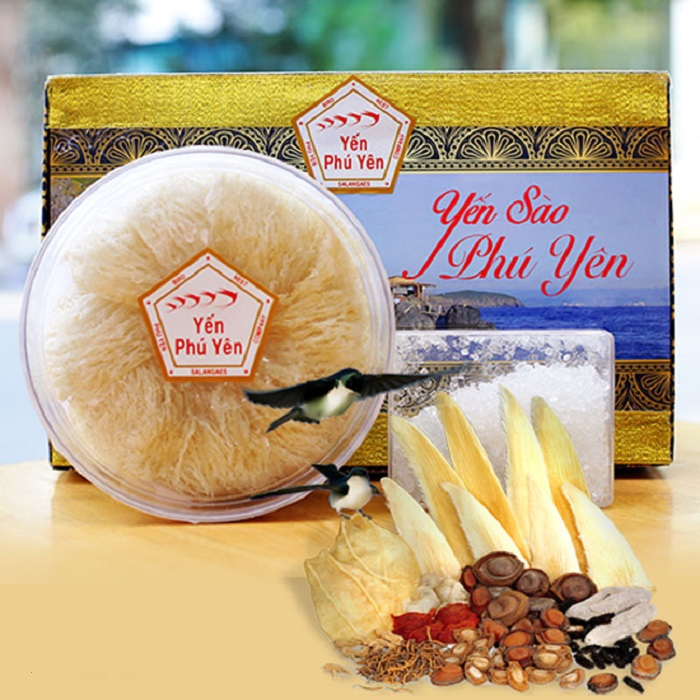 Phu Yen specialties bought as gifts - swallow's nests