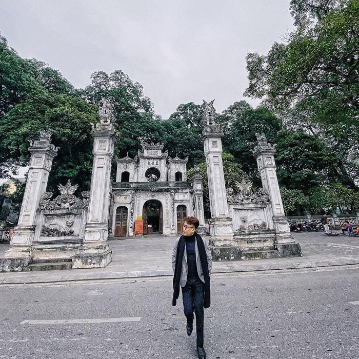 Đền Quán Thánh - điểm du lịch tâm linh ngày Tết gần Hà Nội