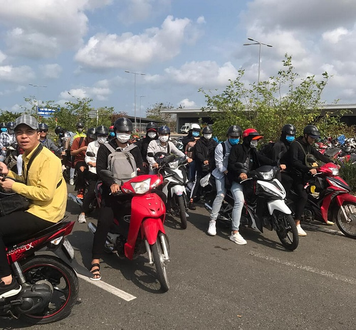 Motorcycle rental address in prestigious Phu Quoc - Anh calculated store