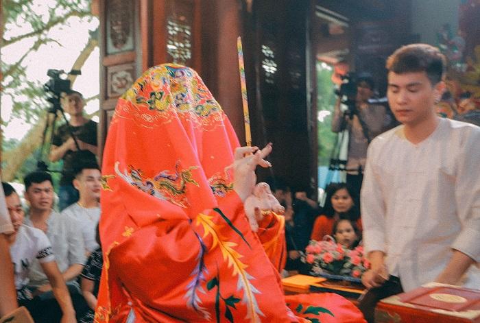 Fortune-telling address in Hanoi - teacher Luong