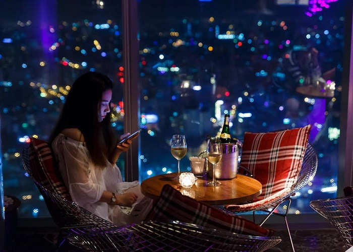 Night out places in Saigon - Bitexco Tower
