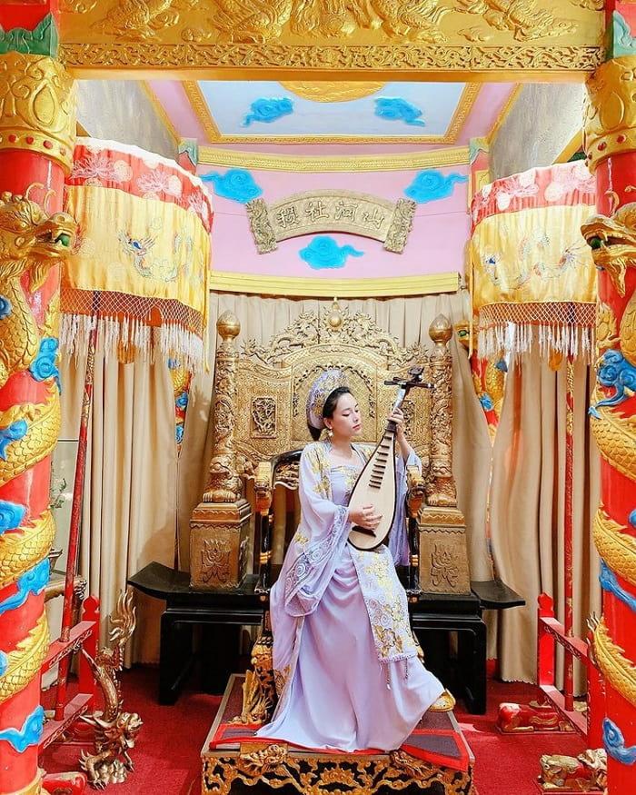 địa điểm du lịch Đà Lạt cho gia đình - check in Dinh Bảo Đại