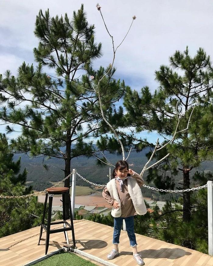 địa điểm du lịch Đà Lạt cho gia đình - thăm núi Langbiang