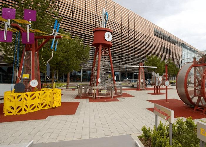 Những địa điểm du lịch ở Birmingham - Bảo tàng Khoa học Birmingham