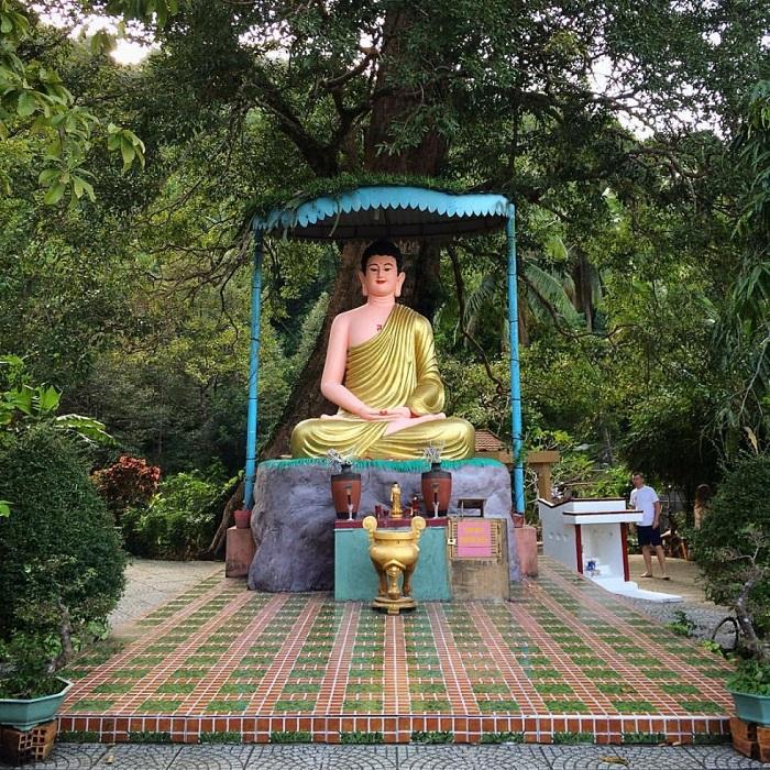 A spiritual tourist destination in Phu Quoc - Su Muon Pagoda