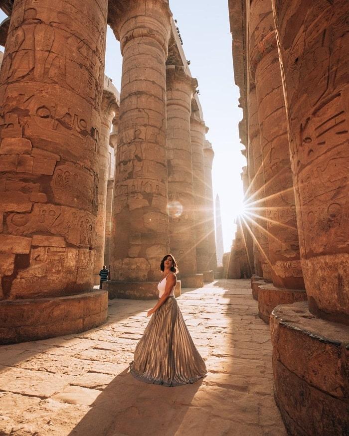 Nên đến Ai Cập mùa nào