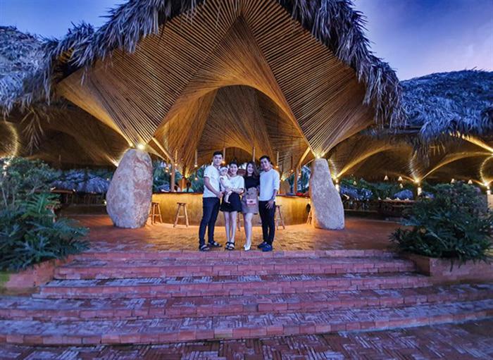 Làng sinh thái ẩm thực Quê Dừa - Điểm hẹn cuối tuần