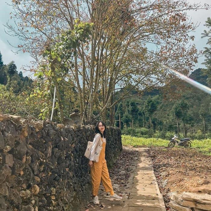 Đôi nét về nhà của Pao Hà Giang